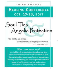 WSFI Healing Conference October 27-28 2017