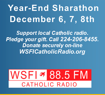 Merry Christmas from WSFI Catholic Radio