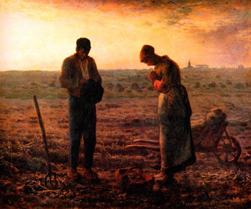 The Angelus in English