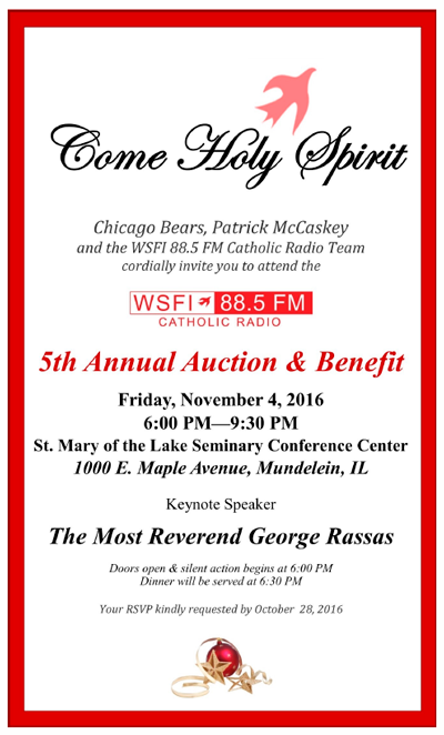 5th Annual Benefit Auction
